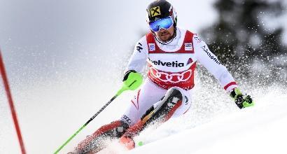 Sci, Coppa del Mondo: Hirscher re anche nello slalom di Adelboden