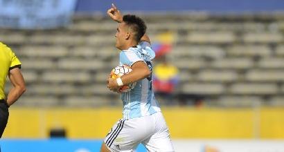 Lautaro Martinez-Inter, per gli argentini è fatta. A giugno anche Torreira