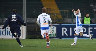 Serie B, pari in Avellino-Pescara