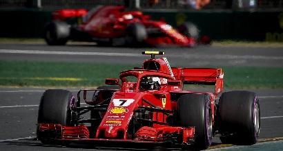 """F1, Vettel: """"Grande vittoria, anche se con un po' di fortuna"""""""
