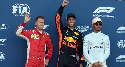 """F1, Vettel: """"Gara complicata anche se avevo un buon passo"""""""
