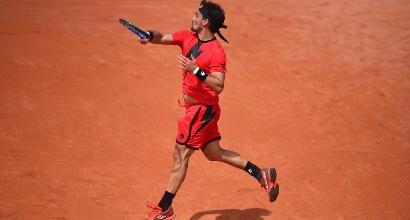 Roland Garros: super Fognini agli ottavi, fuori la Giorgi