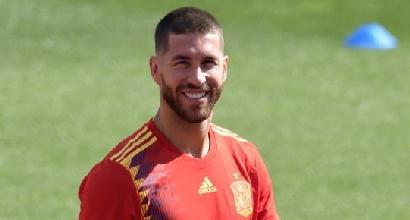 "Sergio Ramos: ""Prima Salah, adesso Karius: situazioni amplificate"""