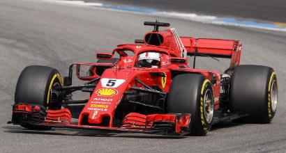 """F1, Vettel: """"Ho sbagliato io, sono veramente deluso"""""""