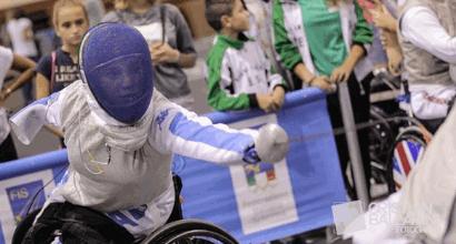 Scherma, Europei paralimpici: terzo oro nel fioretto per Bebe Vio