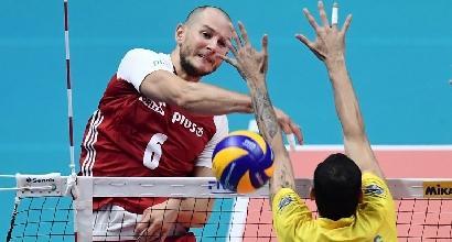 Volley, bis Mondiale della Polonia: 3-0 in finale al Brasile