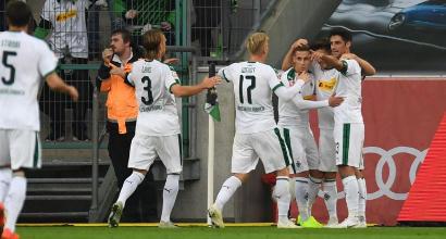 Bundesliga: Friburgo vincente, il Borussia Mönchengladbach resta secondo