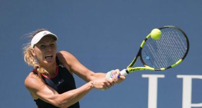 "Tennis, Wozniacki: ""Ho l'artrite reumatoide"""