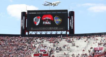 Superclasico, il River si rifiuta di giocare a Madrid