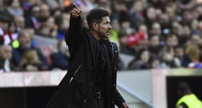 Coppa del Re: Atletico eliminato dal Girona, Real ko ma ai quarti
