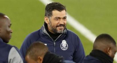 """Porto, Conceicao: """"Siamo forti e aggressivi, vogliamo i quarti"""""""