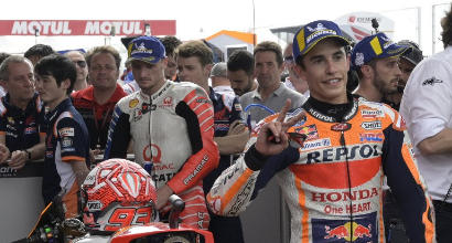 MotoGP Argentina, Dovizioso:
