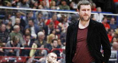 Basket: da Cantù a Torino, Gerasimenko ci riprova