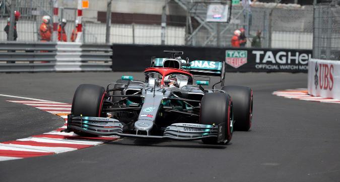 F1, Hamilton in pole a Monaco