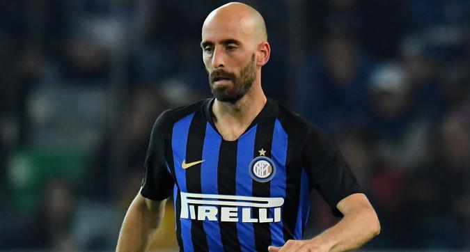 Fiorentina, chiesto Borja Valero all'Inter