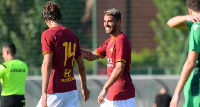 Amichevoli, Roma-Tor Sapienza 12-0: Fonseca si gode Schick e Spinazzola
