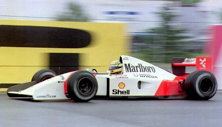 Ayrton Senna, amarcord compleanno