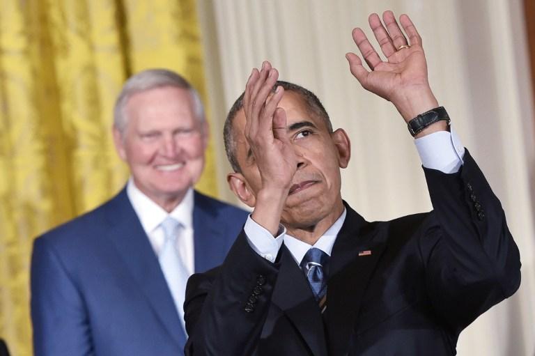 Golden State Warriors, visita ad Obama