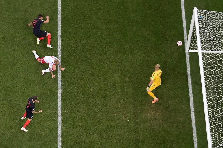 Mondiali 2018, Croazia ai quarti