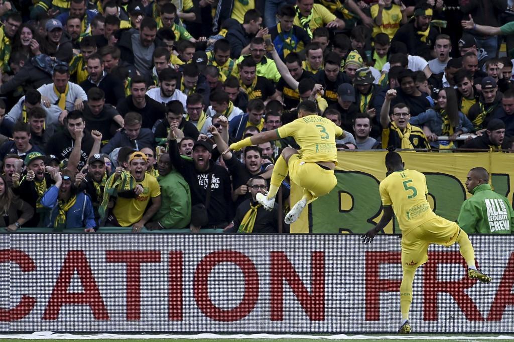 I parigini perdono 3-2 col Nantes e rimandano la festa per il titolo.