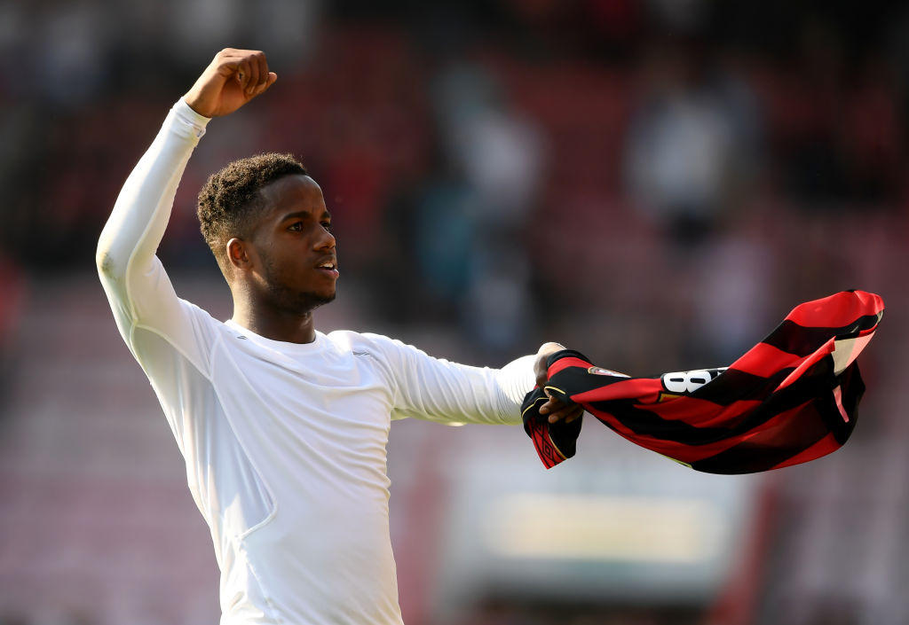 LA TOP TEN - 10) Sessegnon (Fulham)