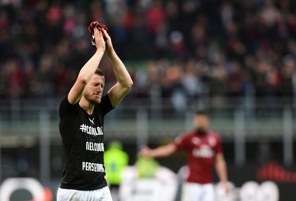 Ignazio Abate saluta il Milan ma non il calcio: ha 32 anni