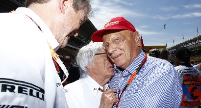 """F1, Ecclestone vuole la rivoluzione: """"Regole tutte da cambiare"""""""