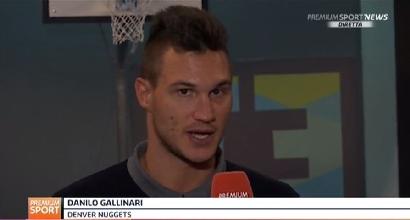 """Basket, Gallinari in esclusiva: """"Siamo carichi per andare a Rio"""""""