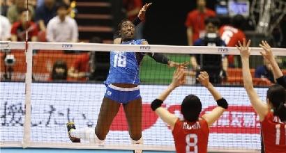 Volley, Preolimpico femminile: l'Italia vola a Rio 2016
