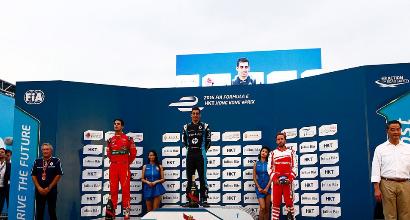 Formula E, Hong Kong: vince Buemi in rimonta