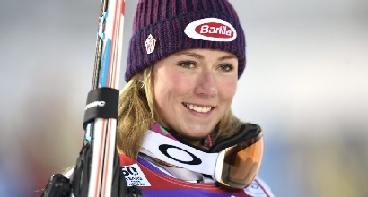 Shiffrin, AFP