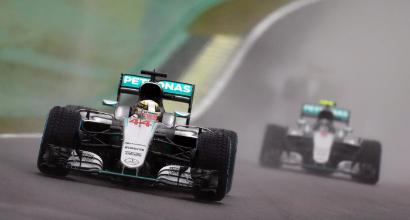 Hamilton-Rosberg, LaPresse
