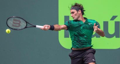 Federer si riposa: salterà i tornei di Roma, Madrid e Monte Carlo