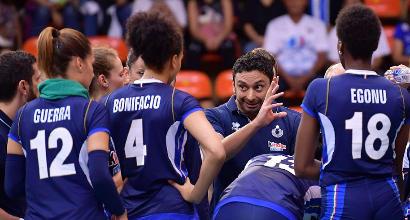 Italia alle Final Six grazie alla vittoria sulla Repubblica Dominicana