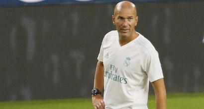 Supercoppa, altro trofeo per Zidane: trionfa il Real