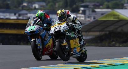 MotoGP, Luthi con Morbidelli sulla Honda nel 2018