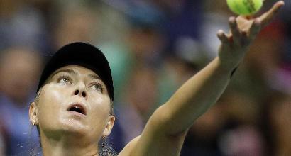 """Us Open, Sharapova alla Wozniacki: """"Io sono ancora in gara, tu dove sei?"""""""