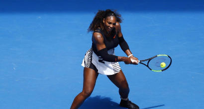 Serena Williams (LaPresse)