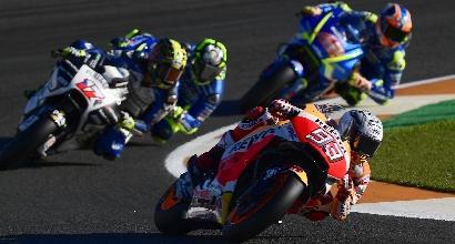 MotoGP: Iannone davanti a tutti nelle libere 1 di Valencia