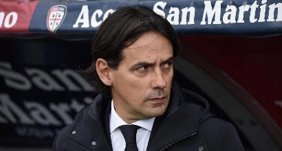 Cagliari-Lazio, Inzaghi: