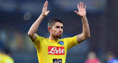 Napoli l'agente di Jorginho