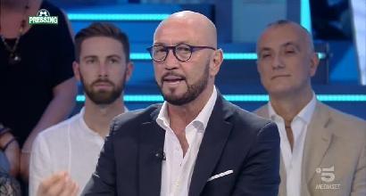 """Zenga a Pressing: """"Io all'Inter? Sì, nel 2021 alla Play Station"""""""