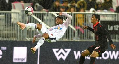 Ligue 1, colpo Nizza a Bordeaux