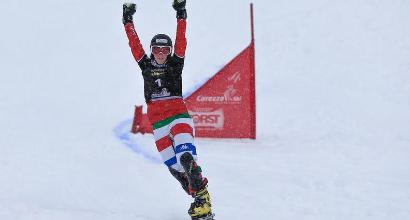 Biathlon: Wierer super, prima vittoria nella gara sprint