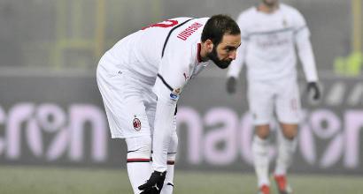 Milan e Chelsea al lavoro per il clamoroso scambio Higuain-Morata
