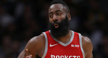 Nba: ai Rockets non bastano i 58 di Harden, ok Belinelli, Gallinari sconfitto