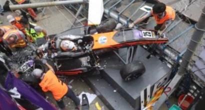 Sorriso Floersch: torna in pista a Monza 106 giorni dopo l'incidente di Macao