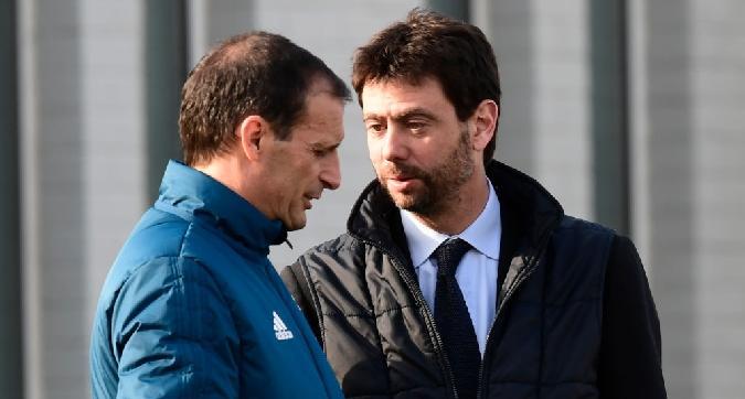 Juve, Agnelli allontana l'idea Conte: adesso si aspetta l'incontro con Allegri