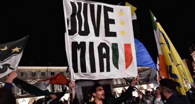 Juve-Atalanta si gioca la sera: poi sarà festa-scudetto