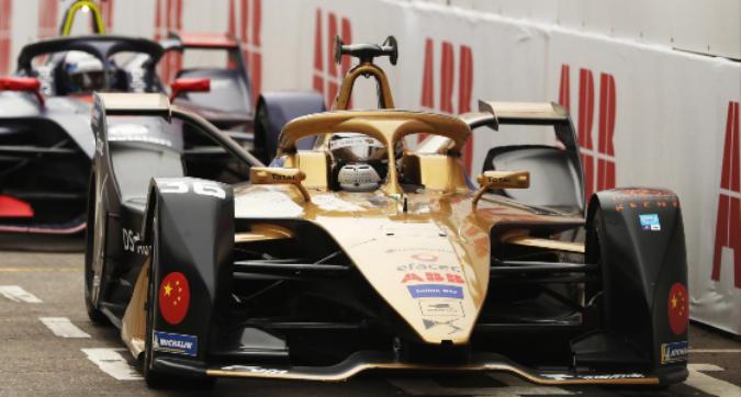 Formula E, E-Prix Berlino: zampata di Lotterer nelle Libere 2, Vergne è lontano